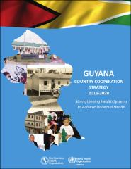 Guyana Country Cooperation Strategy 2016 2020