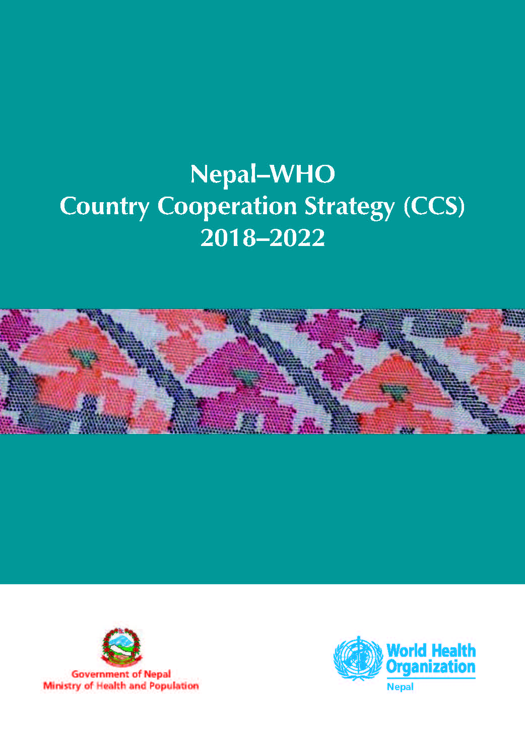 Nepal – WHO country cooperation strategy: 2018-2022
