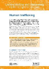 Pdf human trafficking