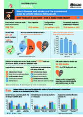 The fatal link between tobacco and cardiovascular diseases - Nepal