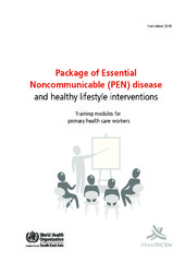 Package of Essential Noncommunicable (PEN) disease and healthy lifestyle interventions
