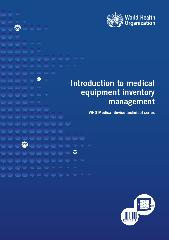 medical equipment inventory