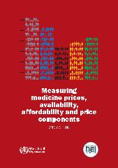 Measuring medicine prices availability affordability and price measuring medicine prices availability affordability and price components fandeluxe Images