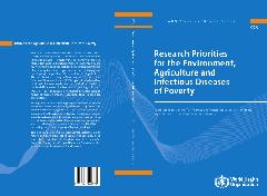 research priorities for the environment agriculture and infectious