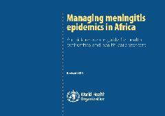 Managing meningitis epidemics in Africa