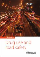 Drug use and road safety: a policy brief