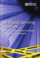 Artificial tanning devices
