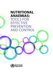 Nutritional anaemias: tools for effective prevention and control
