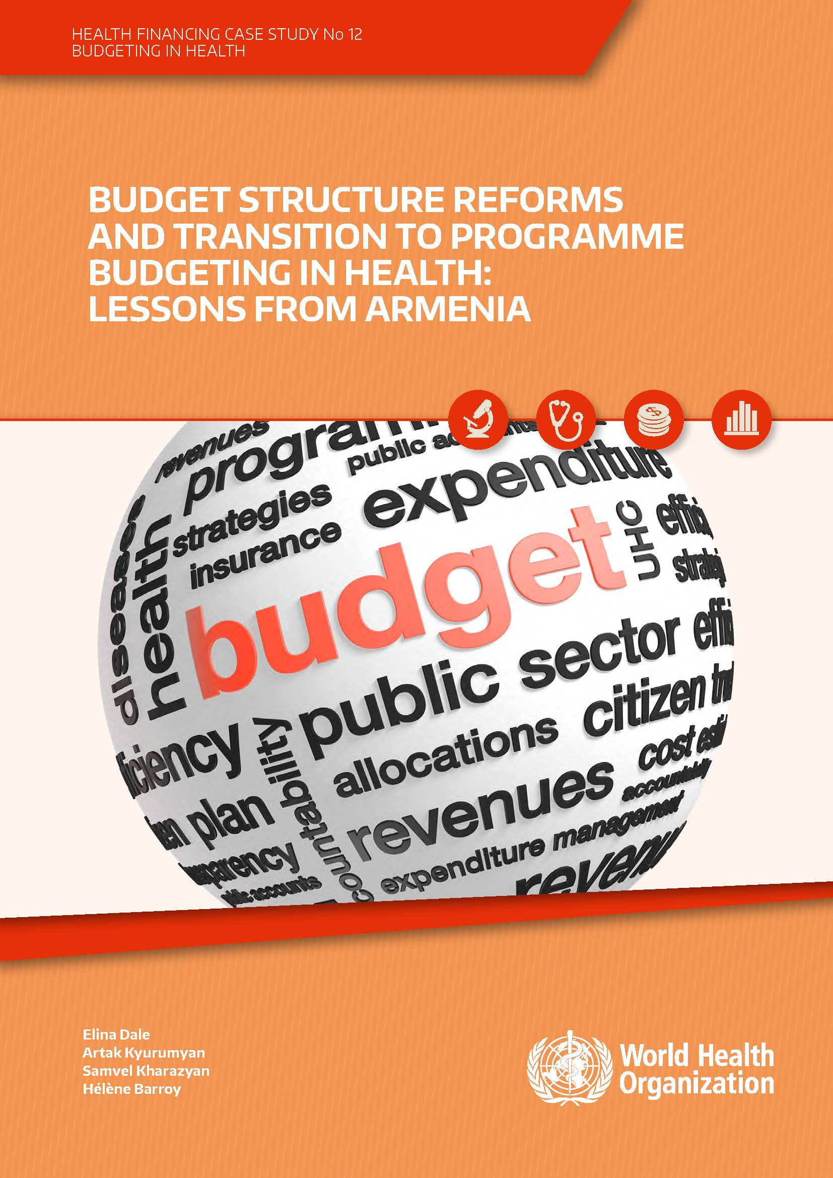 Budget structure in health and transition to programme budgeting: lessons from Armenia