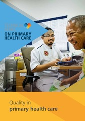 Quality in primary health care