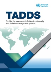 TADDS: tool for the assessment of diabetic retinopathy and diabetes management systems