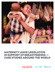 Maternity leave legislation in support of breastfeeding: case studies around the world