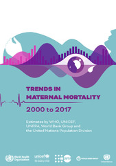 Maternal mortality: Levels and trends 2000 to 2017