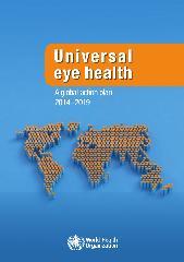 Universal eye health: a global action plan 2014–2019