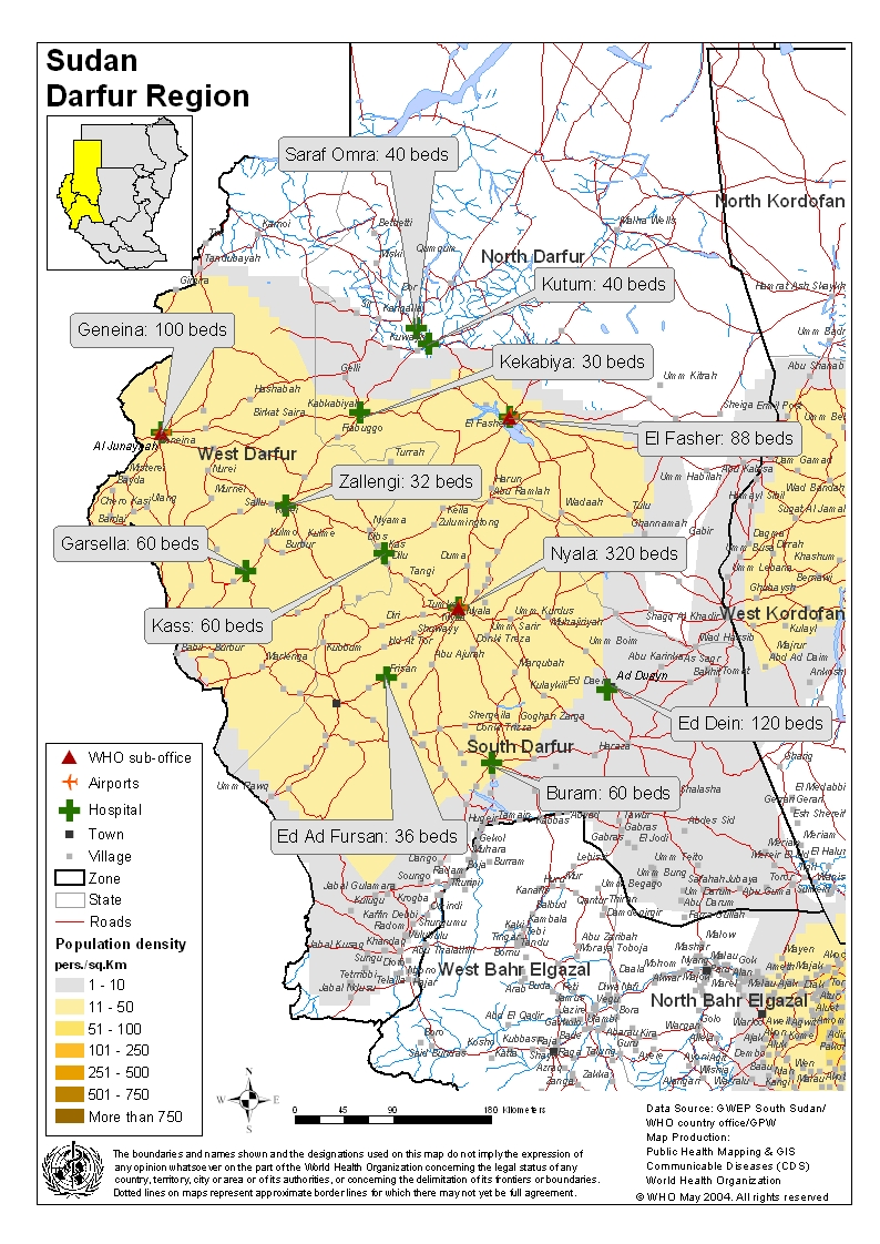 Who sudan maps 2004 gumiabroncs Gallery