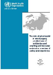 The role of pharmacist in encouraging prudent use of