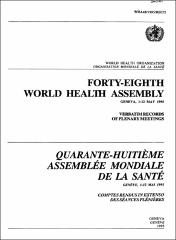 Forty Eighth World Health Assembly