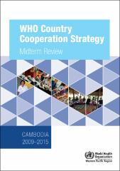 WHO Country Cooperation Strategy
