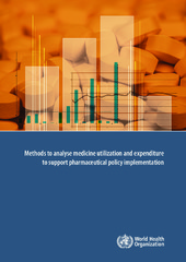 Methods to analyse medicine utilization and expenditure to support