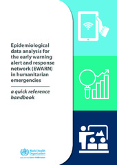 Epidemiological data analysis for the early warning alert