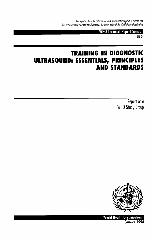 Training In Diagnostic Ultrasound Essentials Principles And