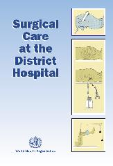Surgery at the district hospital : obstetrics, gynaecology