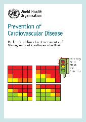 Prevention of cardiovascular disease : guidelines for
