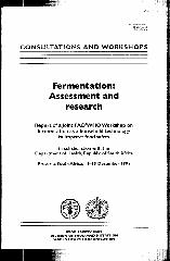 Fermentation: assessment and research