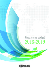 Programme budget 2018-2019
