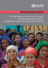 Comprehensive cervical cancer prevention and control - a healthier future for girls and women