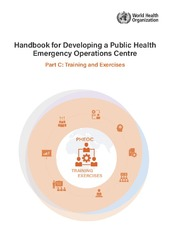 Handbook for developing a public health emergency operations centre: part C