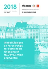 Global Coordination Mechanism on NCDs