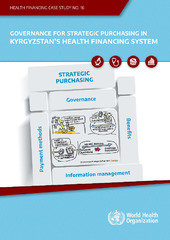 Governance for strategic purchasing in Kyrgyzstan's health financing system