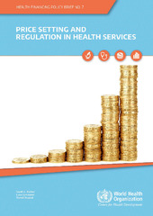 Price setting and regulation in health services