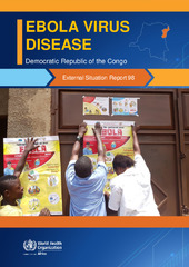 Ebola virus disease Democratic Republic of Congo: external situation report 98/ 2020
