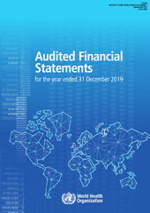 Audited financial statements 2019 (A73/25)