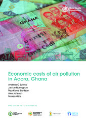 Economic costs of air pollution in Accra, Ghana