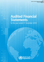 Audited financial statements 2018 (A72/36)