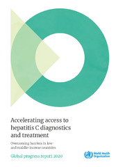 Accelerating access to  hepatitis C diagnostics  and treatment