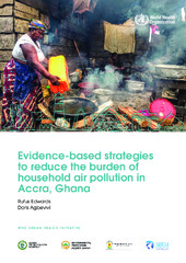 Evidence-based strategies to reduce the burden of household air pollution in Accra, Ghana