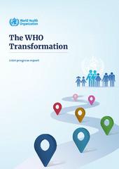 The WHO Transformation: 2020 progress report