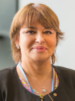 Hakima El Haite, Minister of the Environment, Morocco