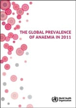 anaemia report 2011 pub cover